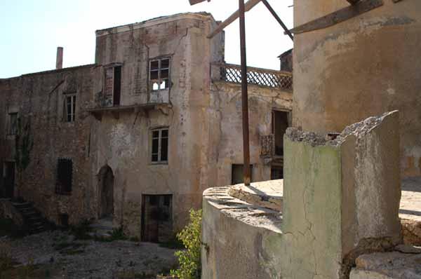 Balestrino Abandoned